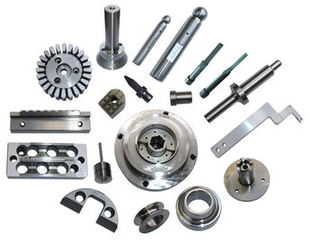 China Polishing Surface CNC Turning Parts , Machining Aluminum Parts Custom Size supplier
