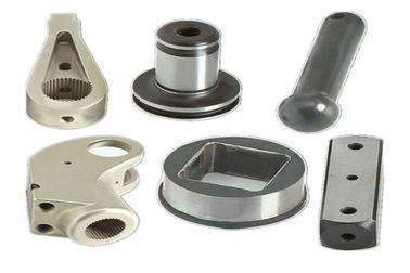 China CNC Turning SS High Precision Machined Parts With Polishing Surface Treatment supplier