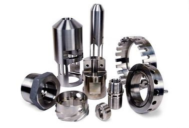 China Engineering Cnc Precision Components Carbon Steel For Electronic Products supplier