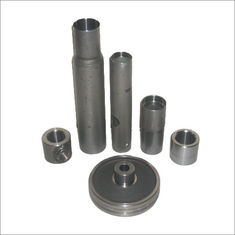 China Carbon Steel CNC Turned Parts , Powder Coating Auto Machined Metal Parts supplier