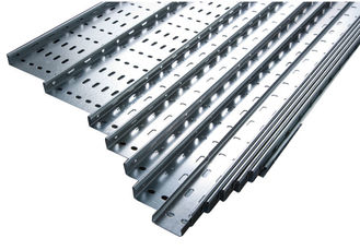 China Outdoor Stainless Steel Building Cable Tray Low - Maintenance With Good Appearance supplier