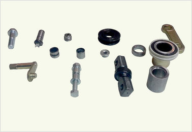 China Aluminum Alloy Metal Machined Parts , Cnc Spare Parts Surface Finsihed supplier