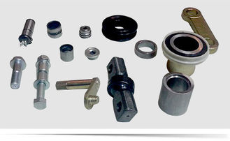 China Aluminum / Brass Forklift Truck Parts Electroplating High Performance supplier