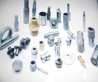 China Custom Stainless Steel Precision Turned Parts Small Size For Automation Equipment distributor