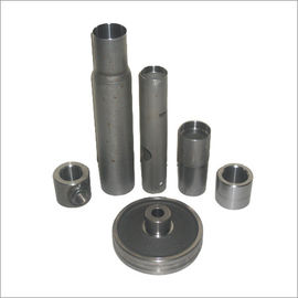 China Carbon Steel CNC Turned Parts , Powder Coating Auto Machined Metal Parts distributor