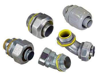 China Stainless Steel / Brass Electrical Conduit Fittings Die Casting For Electronic Devices distributor