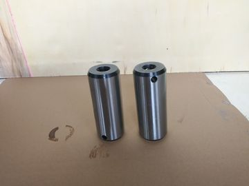 China Electrolytic Polishing Shaft Bushing , Plain Custom Made Aluminum Parts factory